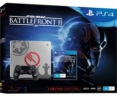 Sony Playstation 4 PS4 1TB Star Wars Battlefront II Limited Edition