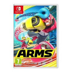 Game Title ARMS For Nintendo Switch