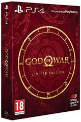 God of War Limited Edition PS4