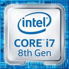 Intel Core i7 Processor LGA1151  i7-8700K