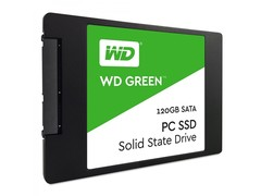 120GB  Western Digital Green SSD