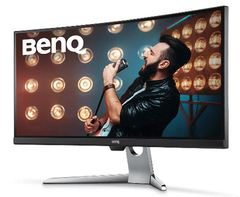 "BenQ EX3501R 35"" 4K HDR 100Hz Curved Gaming Monitor"