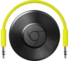 Google Chromecast Audio For Speakers with 3.5 mm jack
