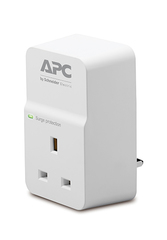 APC PM1W-UK Surge Protector 13amp Socket