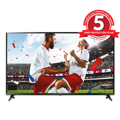 "LG LED TV UHD 65UK6100PLB 65"" Smart 4K TV"