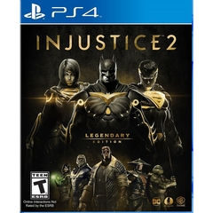 Injustice 2: Legendary Edition For PS4