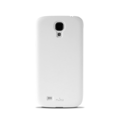 Puro Galaxy S4 I9505/I9500 Soft Carrying Case Cover White (SGS4SOFTWHI)