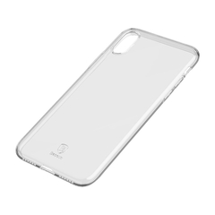 Baseus iPhone X 10 Soft TPU Protective Back Cover