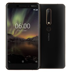Nokia 6.1 with Android One