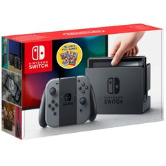 Nintendo Switch With 2 games Mario Kart Deluxe and Odyssey