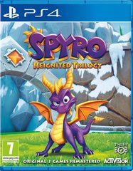 Spyro Reignited Trilogy PS4
