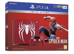Sony Playstation 4 Slim Limited Edition PS4 1TB With Game Marvel's Spider-Man